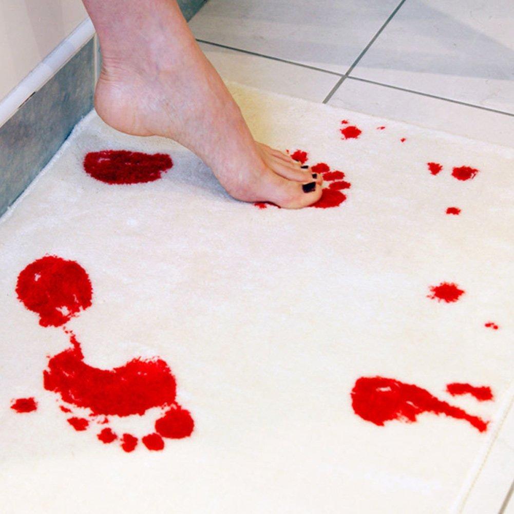 Blut Badteppich Vorschau