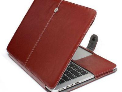 Lederhülle Macbook Vorschau