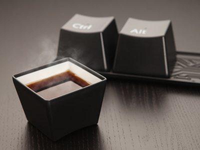 Computertasten Tassenset Vorschau