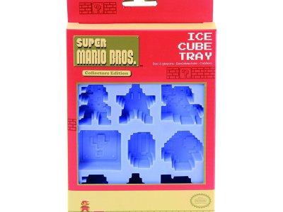 Super Mario Eiswürfelform Vorschau