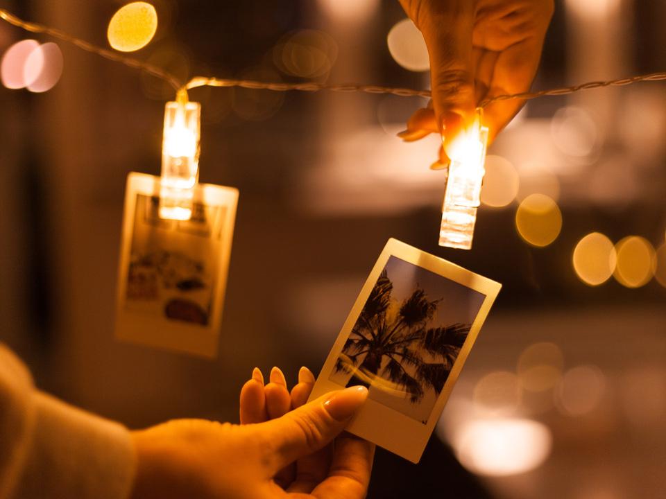 LED Lichterkette Galerie 1