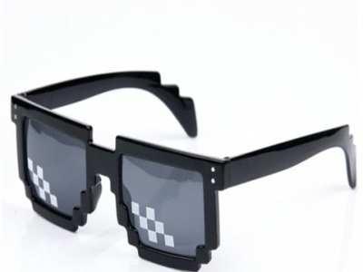Pixel Sonnenbrille Vorschau