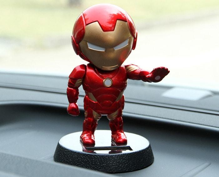 Wackel Iron Man Vorschau
