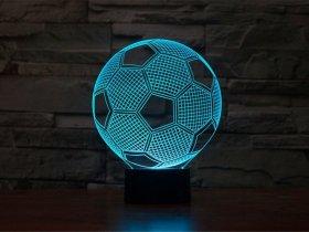 3D Illusion Fussball Vorschau