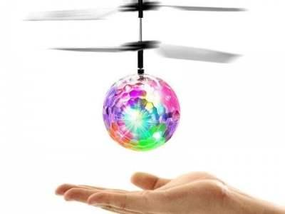 fliegende Leuchtkugel Vorschau