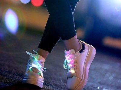 LED Schnürsenkel Vorschau