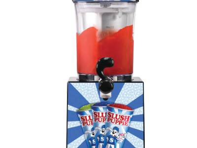 Slush Eis Maschine Vorschau