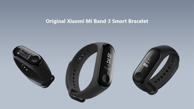 Miband 3 Galerie
