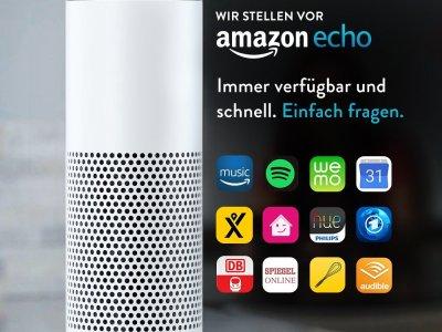 Amazon Echo Vorschau