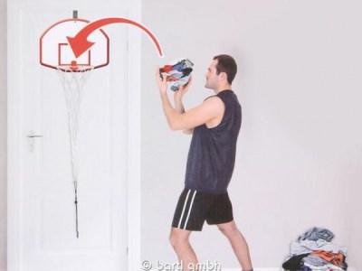 Basketball Wäschekorb Vorschau