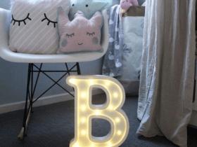 Leuchtbuchstaben Vorschau