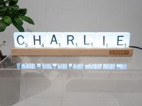 Scrabble Lampe Vorschau