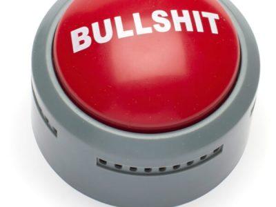 Bullshit Button Vorschau