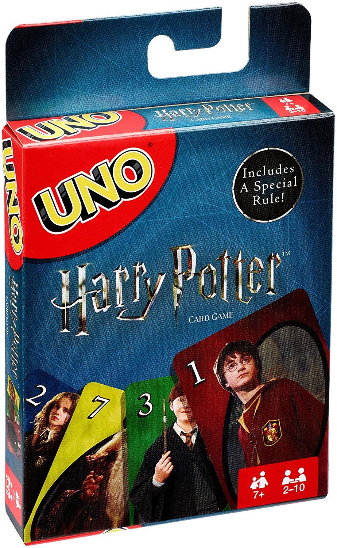 Harry Potter UNO Vorschau