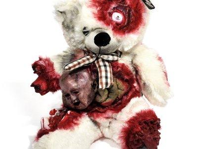 Zombie Teddy Vorschau