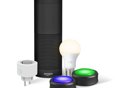 Amazon Echo Set Vorschau