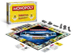 Monopoly Zurück in die Zukunft Vorschau