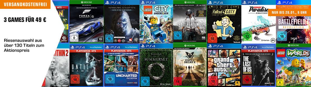 3 Games für 49€ Galerie 3