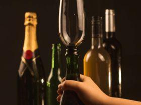 Flaschen Sektglas Vorschau