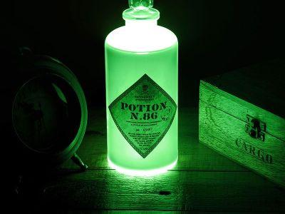 Zaubertrank Lampe Vorschau