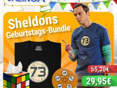 Sheldon Cooper Gadgets Vorschau