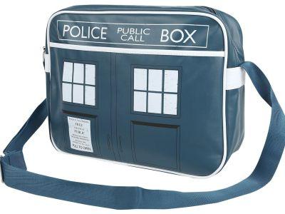 Doctor Who Tasche Vorschau
