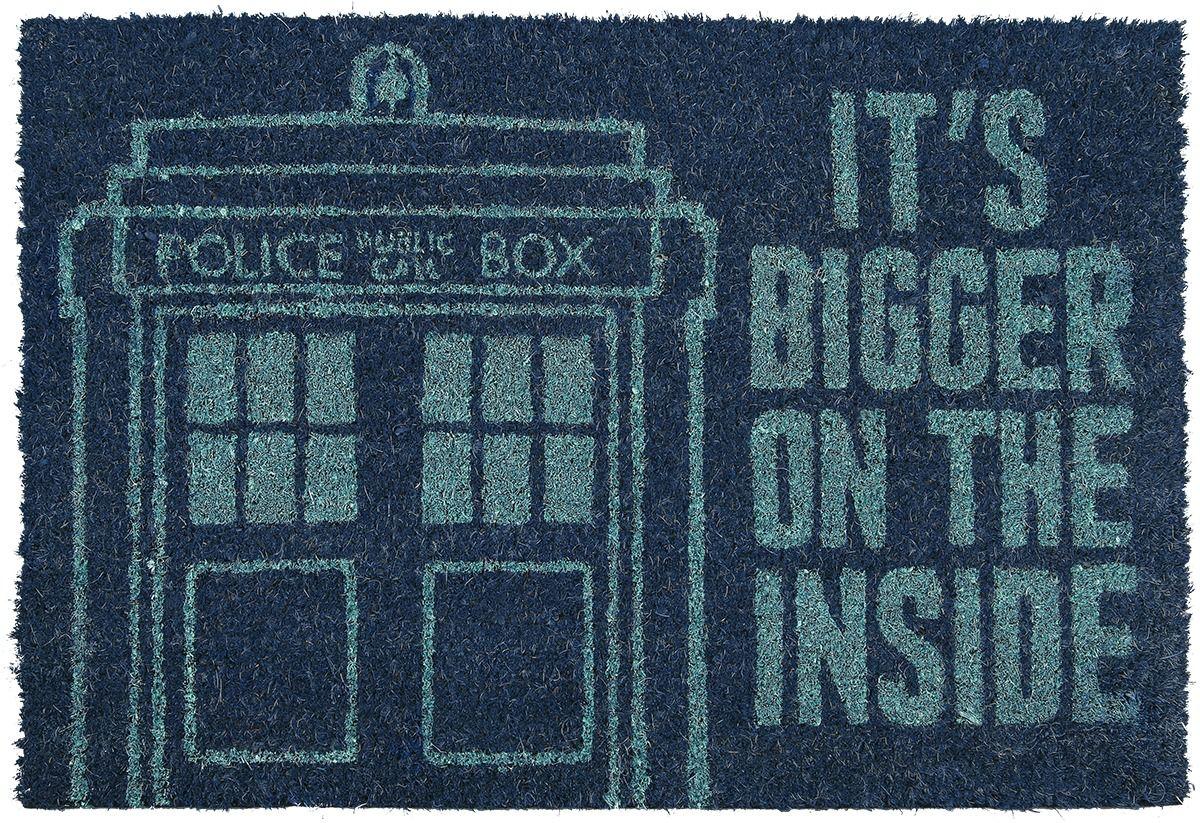 Doctor Who Fußmatte Galerie