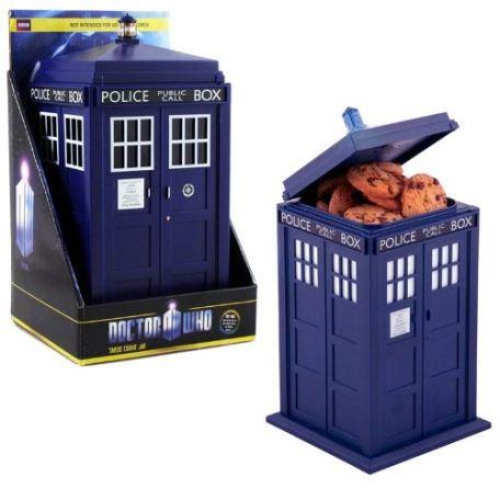 Doctor Who Keksdose Galerie