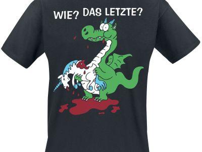 lustiges Einhorn Shirt Vorschau