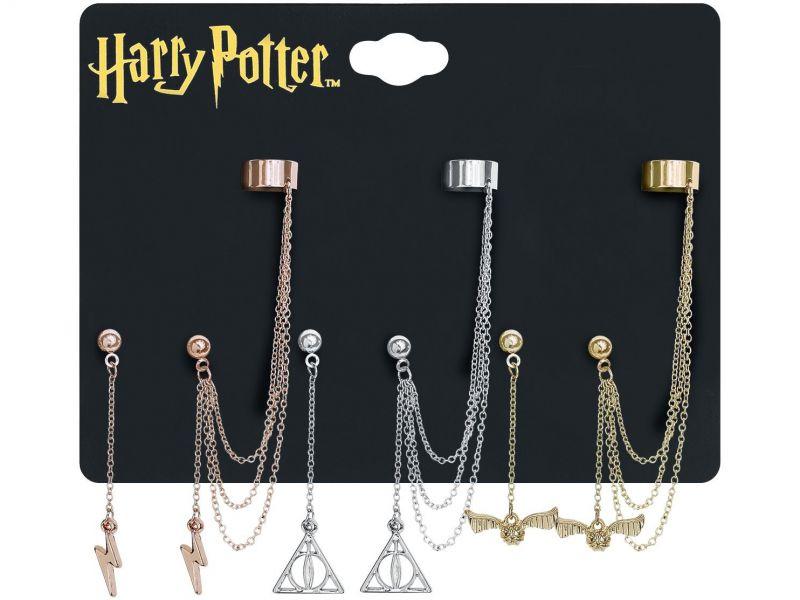 Harry Potter Ohrringe Vorschau