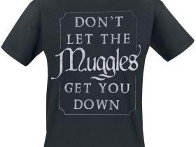 Muggle Shirt Vorschau