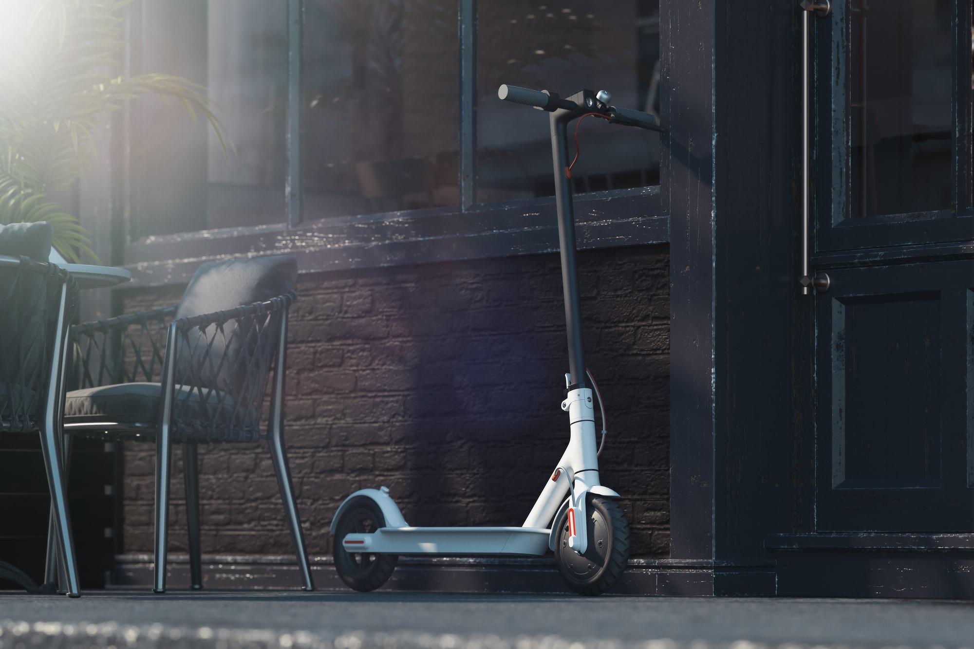 E-Scooter in Deutschland Vorschau