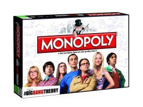 Big Bang Theory Monopoly Vorschau