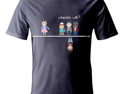 Stranger Things Pixel Shirt