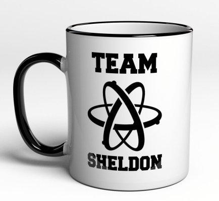 Team Sheldon Tasse Galerie
