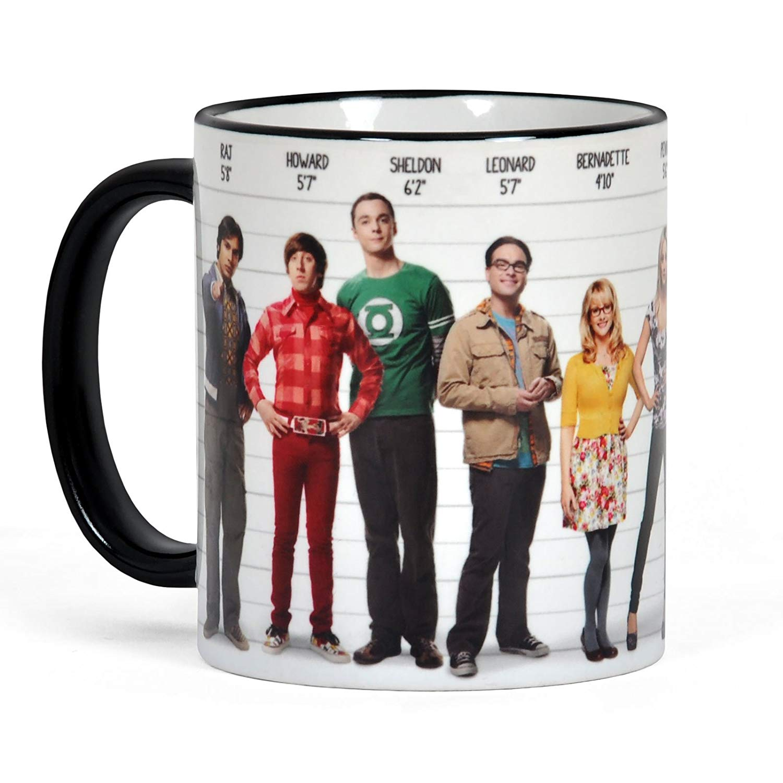 The Big Bang Theory Kaffeebecher Vorschau