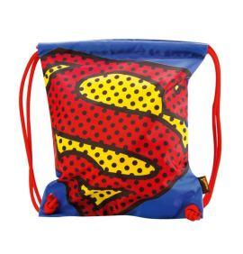 Batman und Superman Turnbeutel Galerie 5