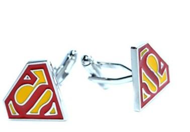 Superman Manschettenknöpfe Galerie 1