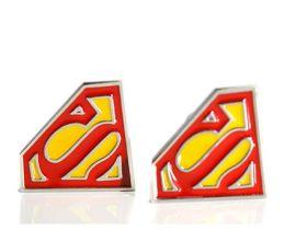 Superman Manschettenknöpfe Vorschau