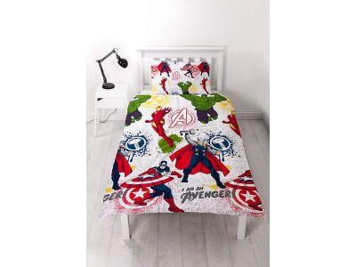 Avengers Bettwäsche Vorschau