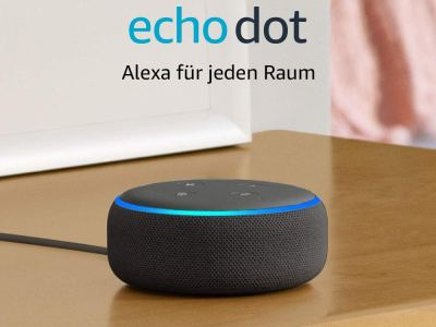 amazon echo dot Vorschau