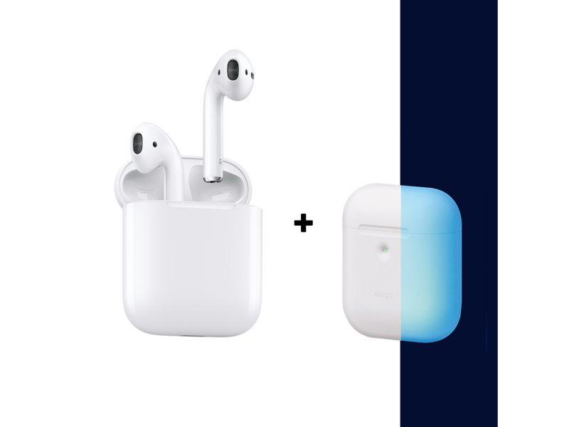 apple airpods mit case Vorschau