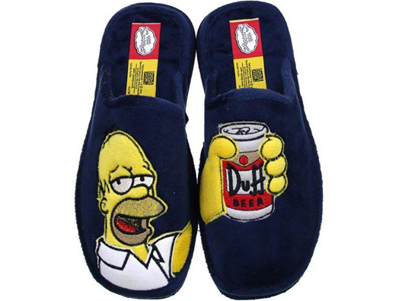 Homer Simpsons Hausschuhe Vorschau