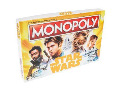 Star Wars Monopoly Vorschau