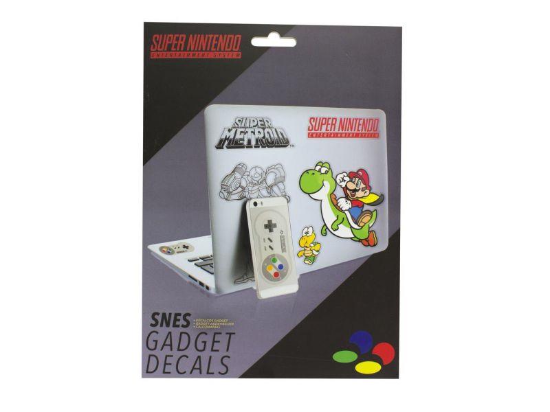 Super Nintendo Sticker