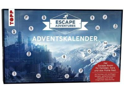 Escape Game Adventskalender 2019