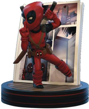 q-fig deadpool figur Galerie