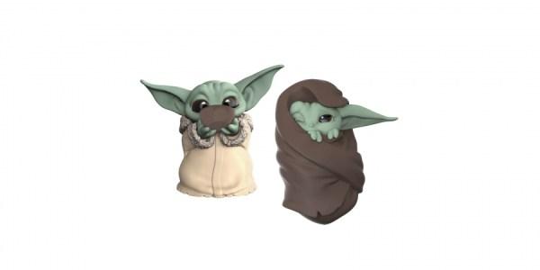 Baby Yoda Figuren Set