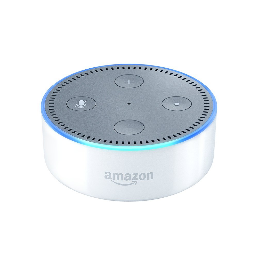 Amazon Echo in White - Review