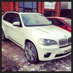 BMW X5 40d M Sport Short Term Car Review